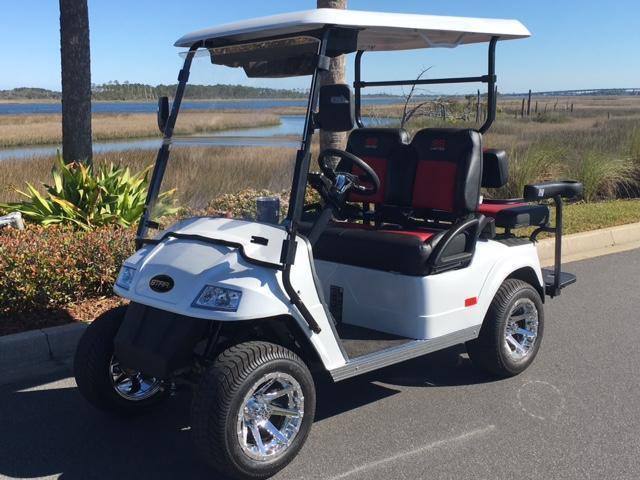 2017 Star Electric Vehicles Classic 48v Golf Cart Street Legal 4-Passenger