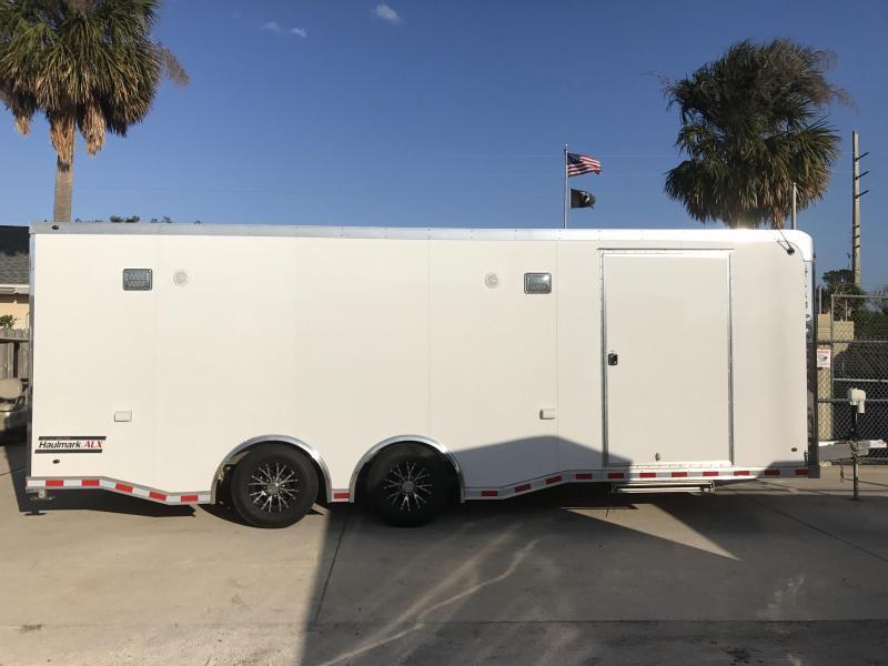 2018 Haulmark HAR85X24WT4 Car / Racing Trailer