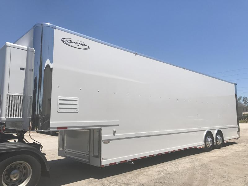 Hydraulic Lift Trailers Sales : New renegade car carrier hauler trailer in