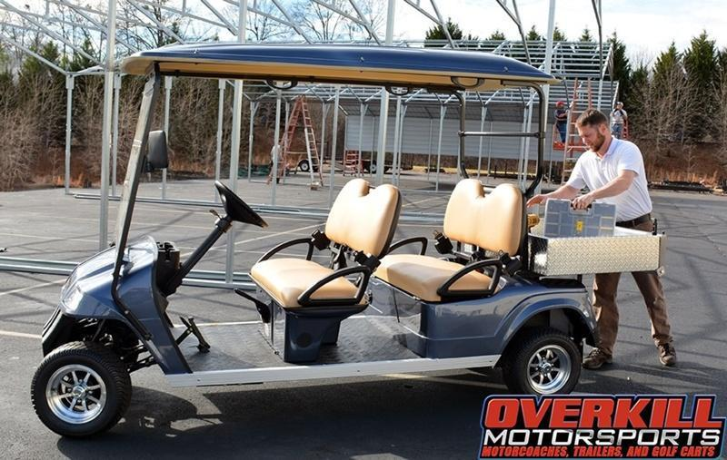 2018 STARev Classic-48-4H Electric Utilty Cart 4 Passenger