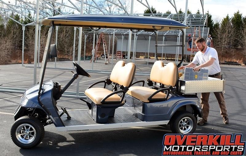2018 STARev Classic-48-4H Electric Utilty Cart