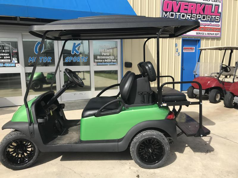 2014 Club Car Precedent Electric Golf Cart 4 Passenger Green