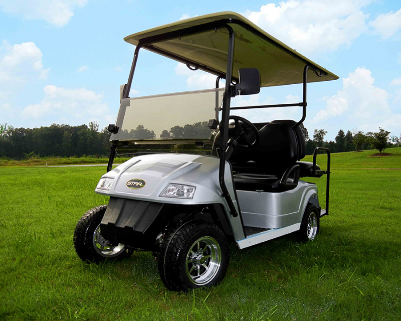 2018 STARev Classic 36v Electric Golf Cart 4-Passenger
