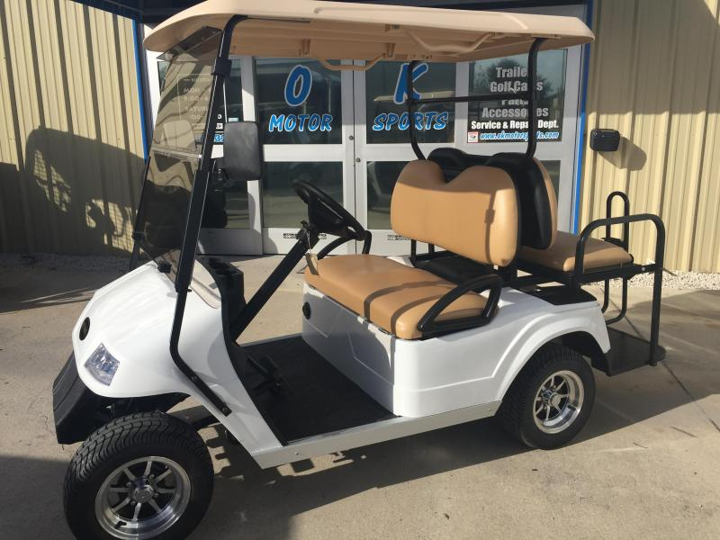 2016 STARev 36vlt classic Electric Golf Cart 4 passenger