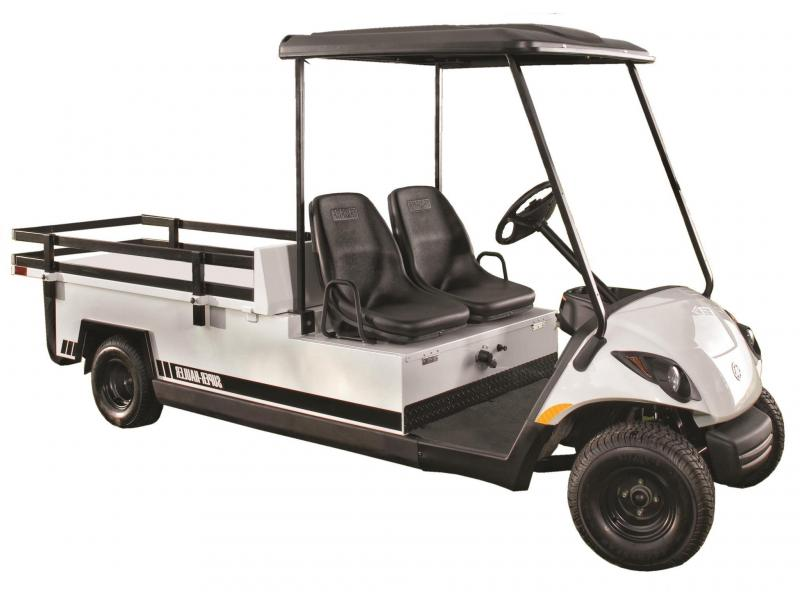 2018 YAMAHA ADVENTURER SUPER HAULER AC MODEL