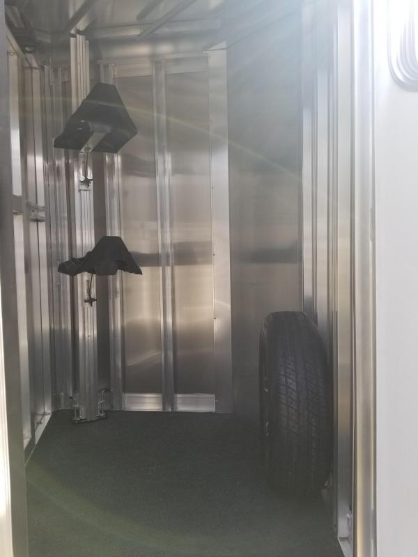 2018 Exiss Express 2H SS Horse Trailer ***$250 TOWARDS JBT FUND***