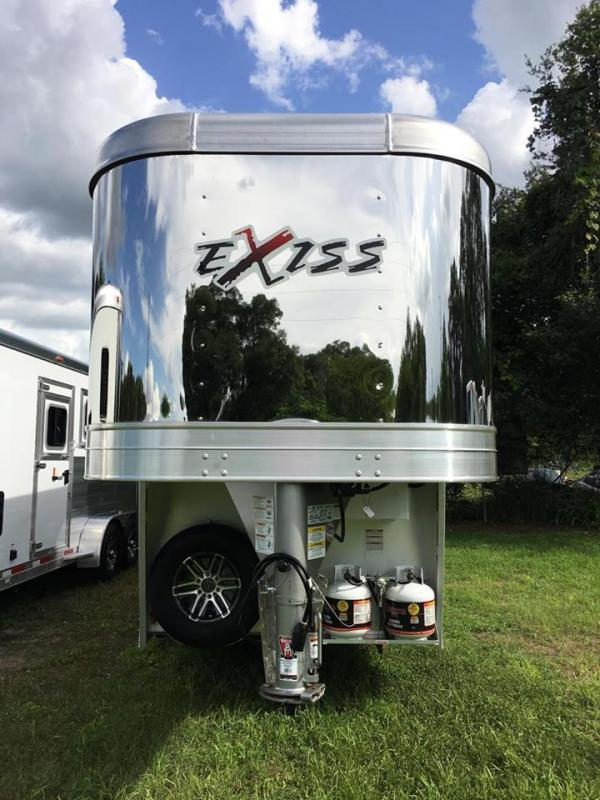 2017 Exiss Escape 6308 Horse Trailer