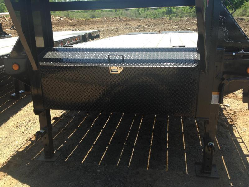 102x25' PJ Flatdeck Trailer with Singles