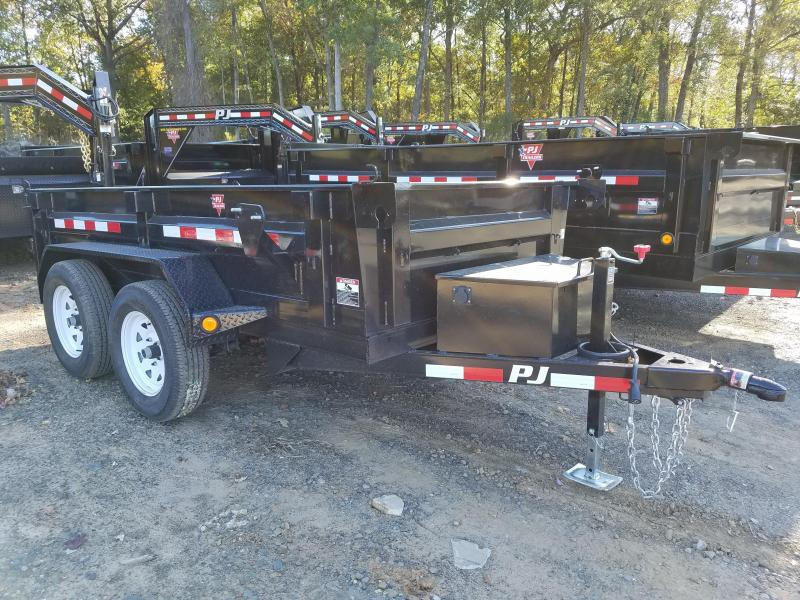 5x10 PJ Dump 3500lb axles