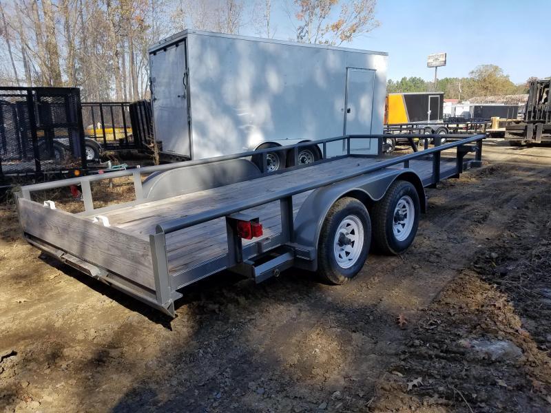 83x16 Texas Bragg Utility