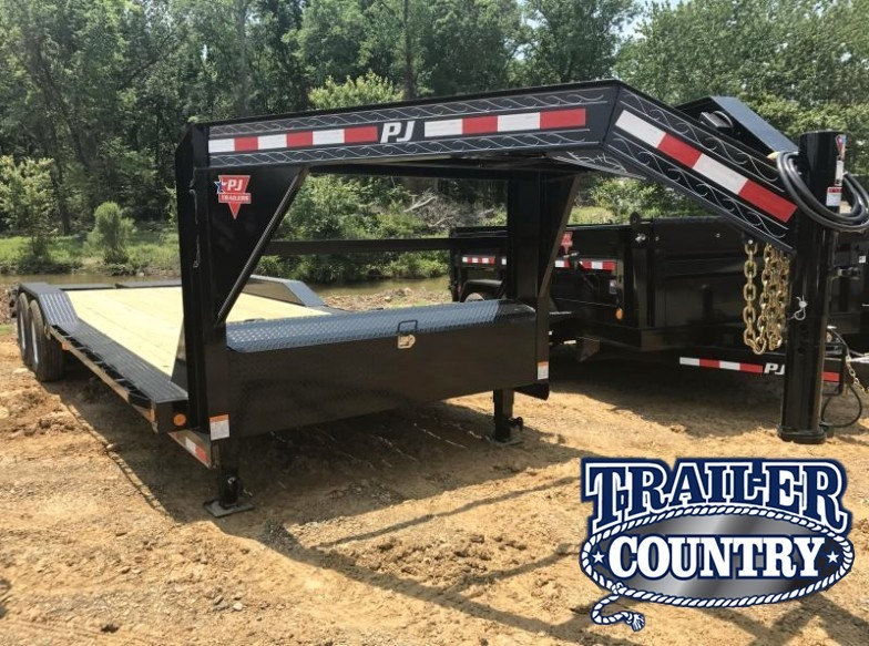2018 PJ equipment trailer