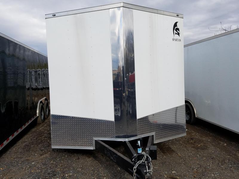 2018 Spartan SPARTAN 8.5X24 TA XXL CARGO Enclosed Cargo Trailer