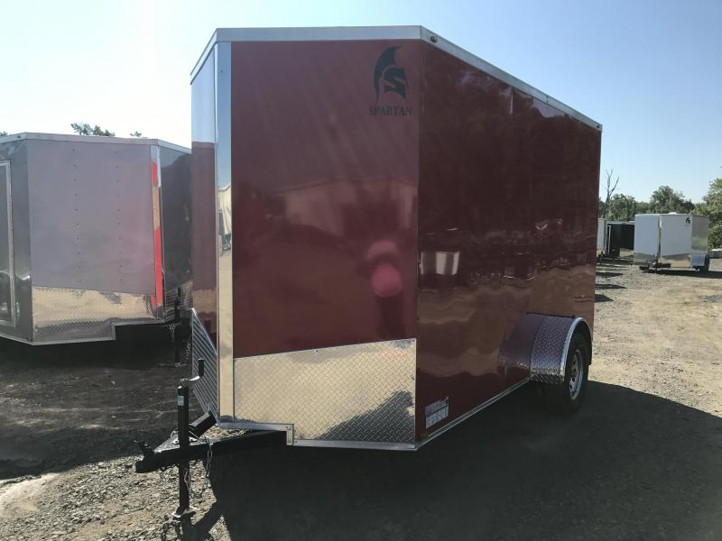 6x12 Vending Food Concession Trailer-CLEARANCE