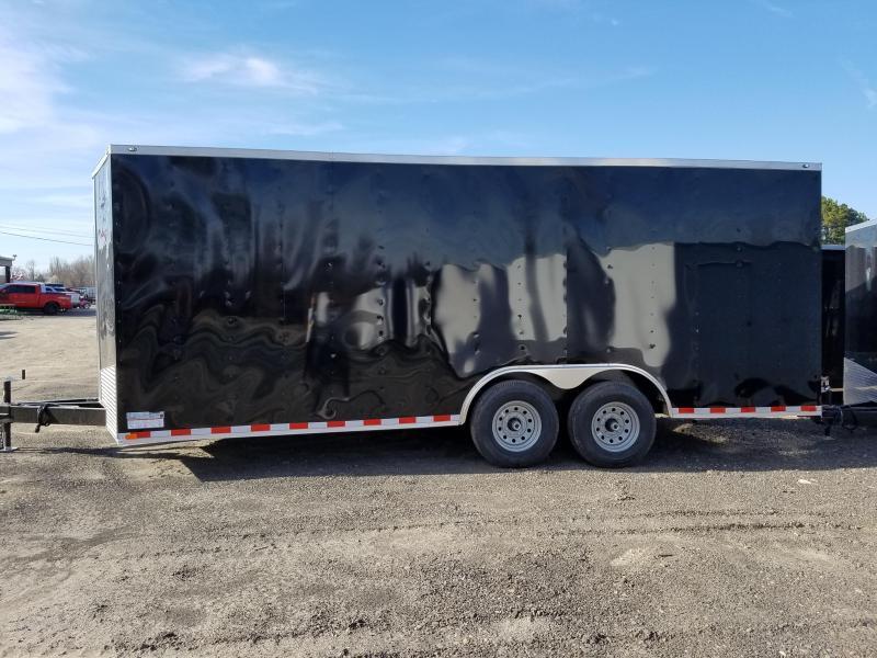 2018 Spartan 8.5X20 XXL Enclosed Cargo Trailer