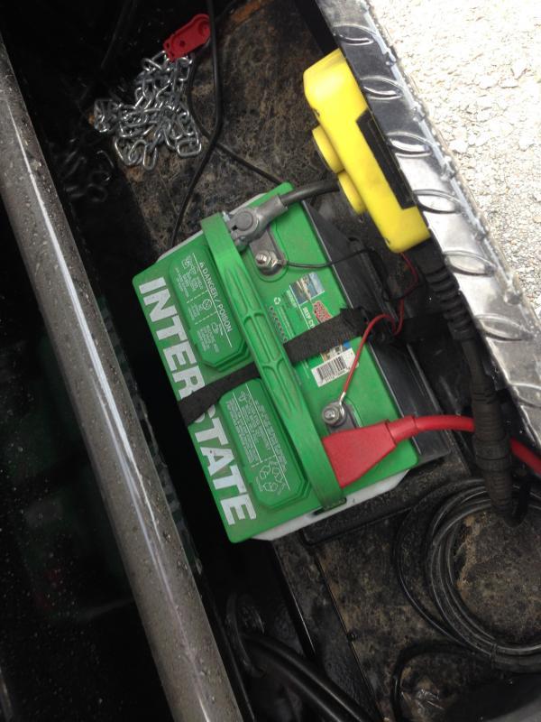 "96x16 PJ GN Deckover Dump Trailer-10"" I-Beam-Tarp-CLEARANCE"