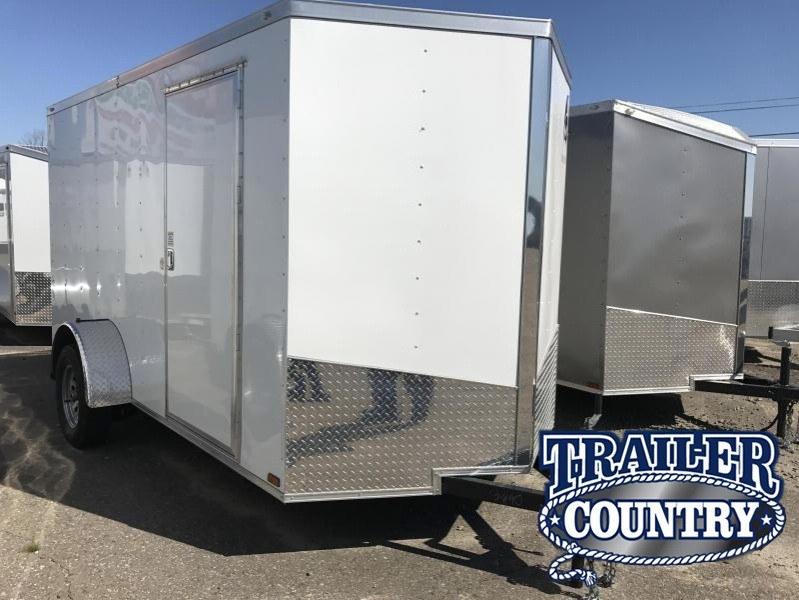 2017 Spartan 6x12 trailer