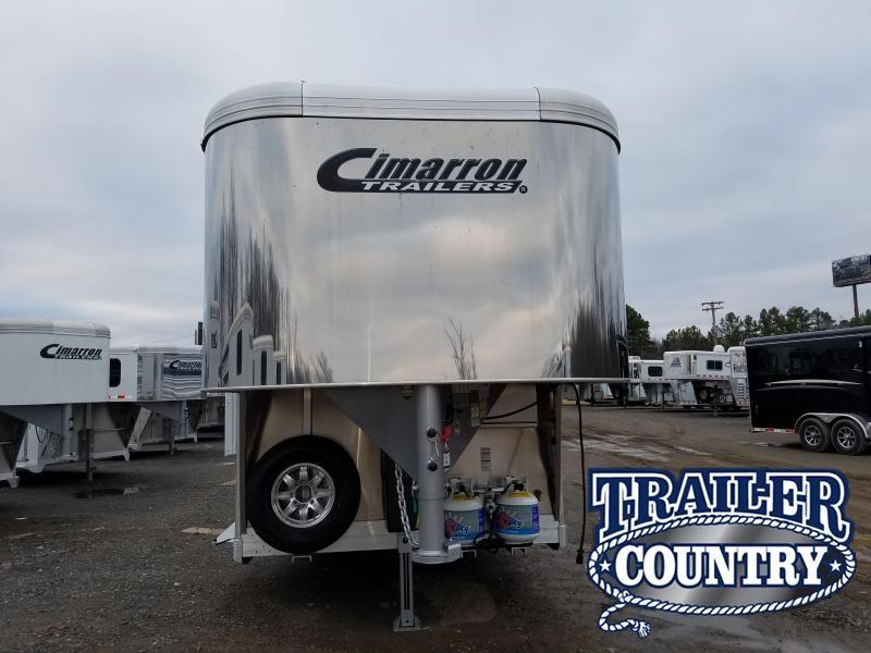 2018 Cimarron Trailers Cimarron Lonestar Horse Trailer