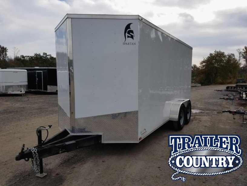 2017 Spartan Spartan Cargo Other Trailer