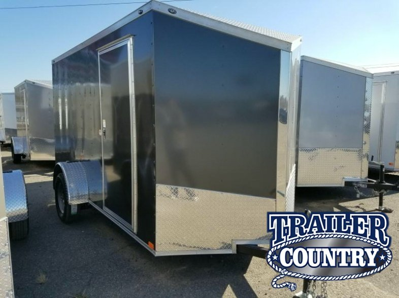 2018 Spartan 6x12 Spartan Cargo Enclosed Cargo Trailer