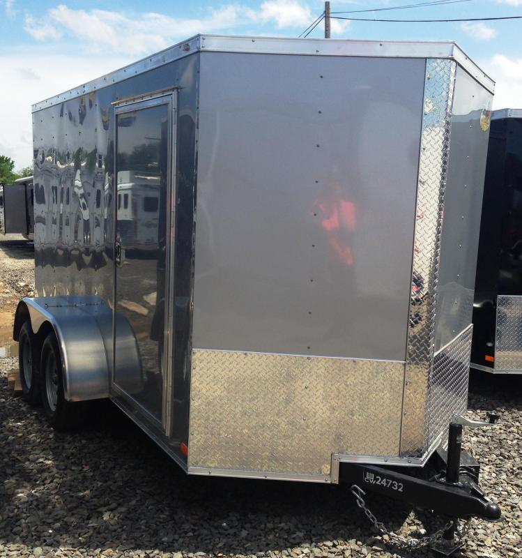 2017 Covered Wagon 6x12