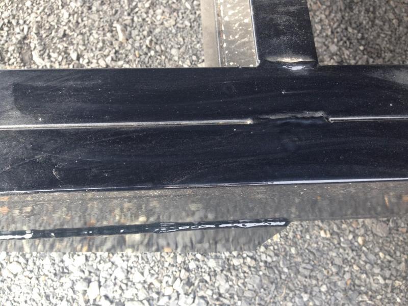 83x14 PJ Dump Trailer-Scissor Lift-Powder Coated