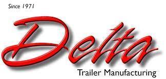 14' Delta Two Horse Slant Bumper Pull Trailer-Dressing Room