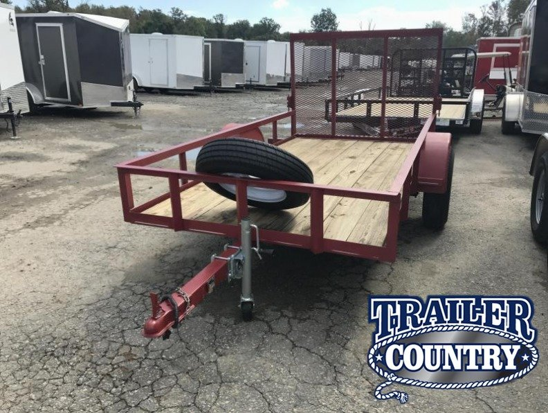 Used 5x10 Utility Trailer