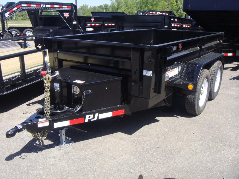 5x10 PJ Dump Trailer-CLEARANCE