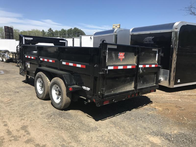 2017 PJ dump trailer