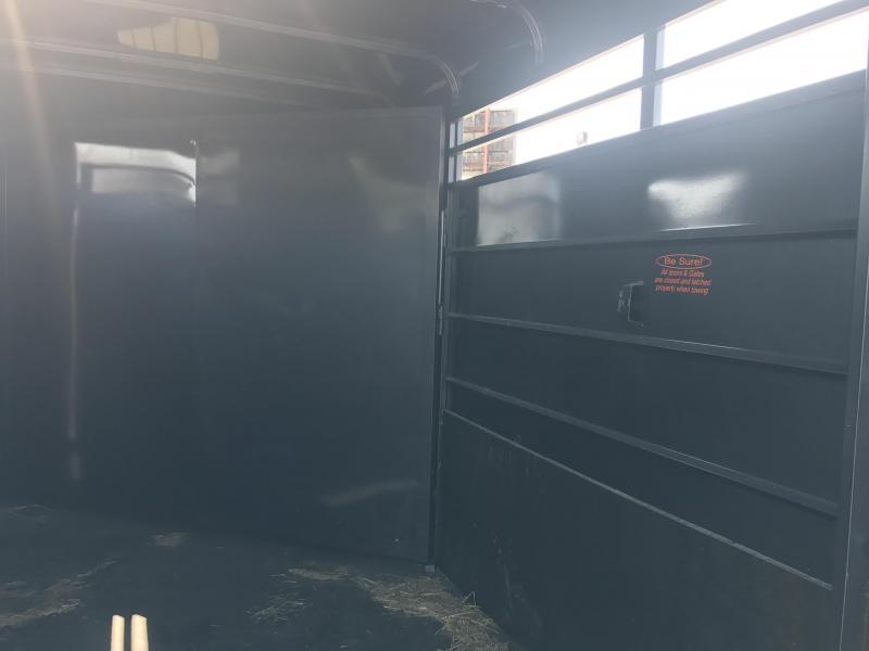 2018 Calico Trailers stock Livestock Trailer