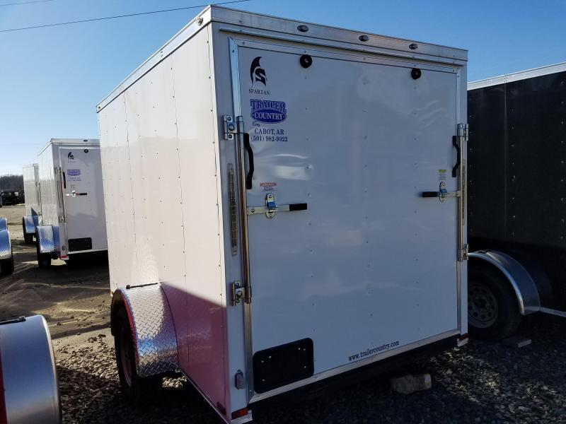 2018 Spartan SPARTAN 6X10 SA CARGO Enclosed Cargo Trailer