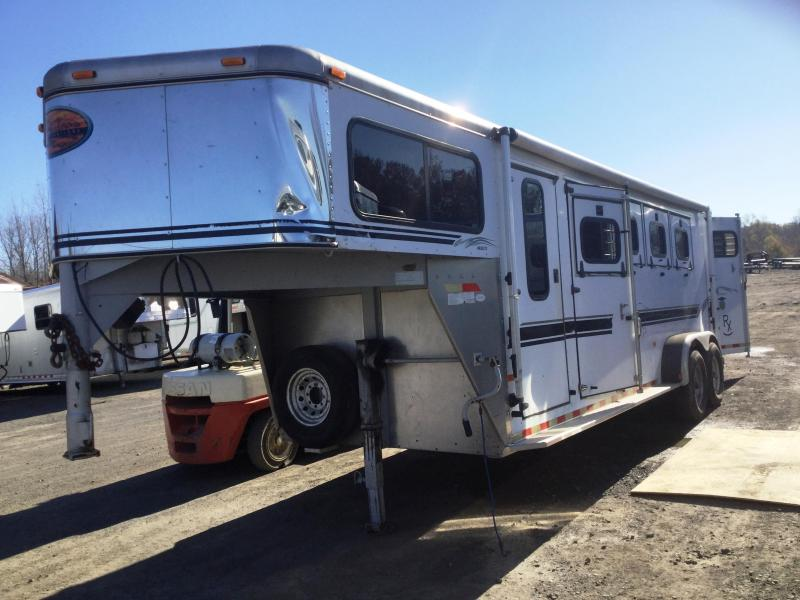 2000 Sundowner Trailers 4H VALULITE GN Horse Trailer
