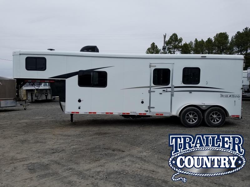 2018 Bison Trailers BISON 7209TH