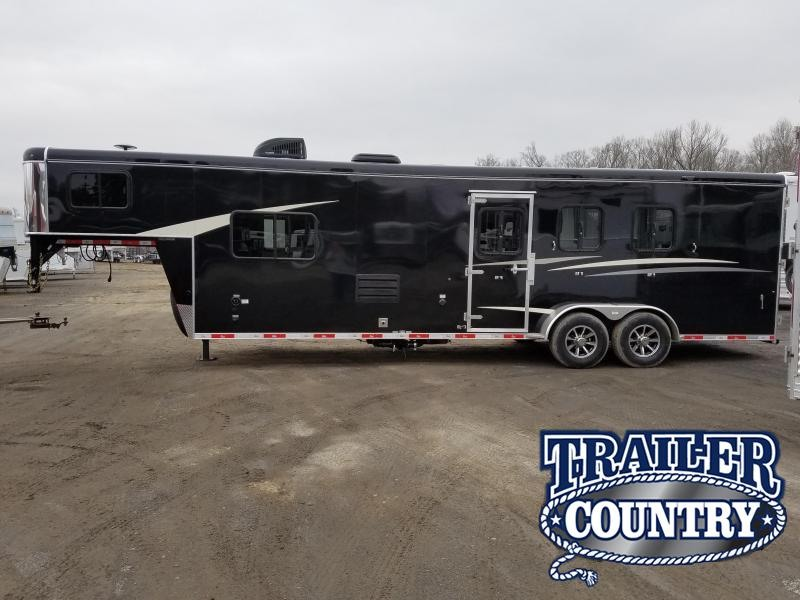 2018 Bison Trailers Bison 7311TH 3H TRAIL HAND LQ