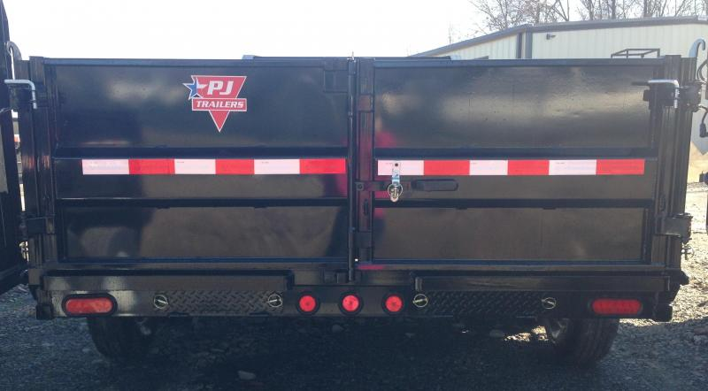 83x14 PJ Gooseneck Dump Trailer-Tarp Included-CLEARANCE
