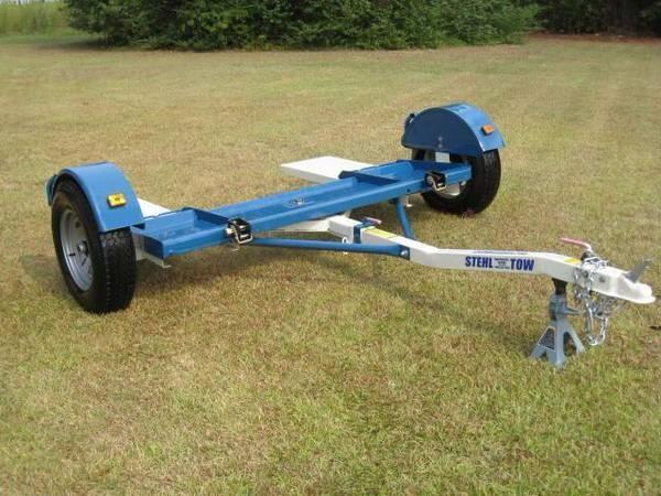 2017 Stehl Standard Tow Dolly