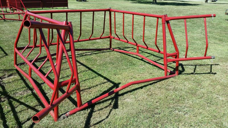 HD Hay Ring Bale Feeder/ Gate