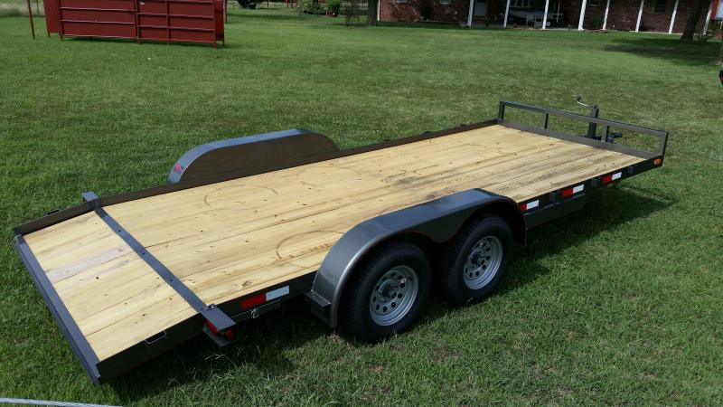 Severe Flatbed Car Hauler Car / Racing Trailer