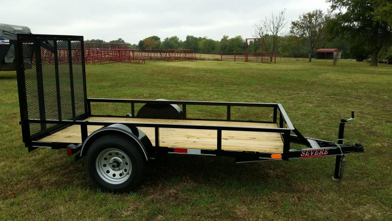 2016 texline 5x10 utility trailer atv flatbed 4 mile for 5x10 wood floor trailer
