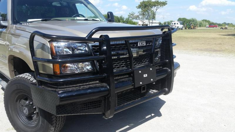 GR SteelCraft Front End Replacement Bumper
