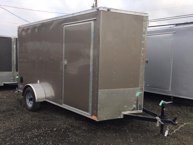 2018 6x12 Continental Cargo Trailer JF711257