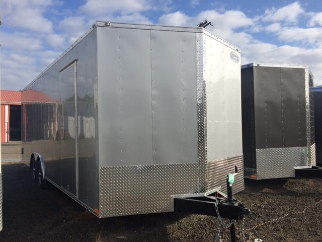2018 8.5x24 Continental Cargo Trailer JF710516