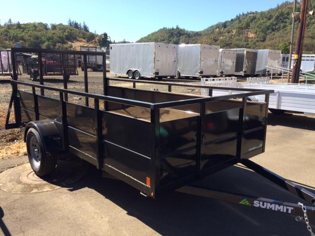 2017 Summit 6x12 Box Trailer H1001871