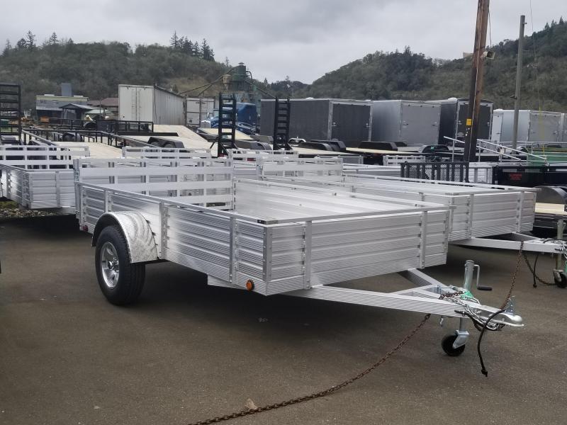 2018 Premier Plus Enterprises 6x10 deluxe aluminum box Utility Trailer