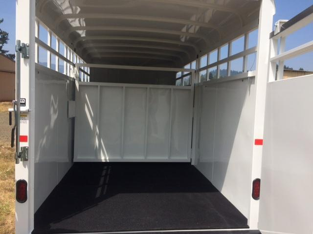 2018 Thuro-Bilt 17' Wrangler Stock Trailer JR180015