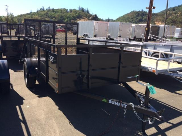 2017 Summit 6x10 Box Trailer H1001869
