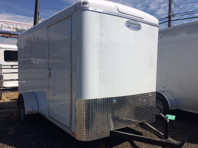 2018 6x12 Continental Cargo Trailer JF710261
