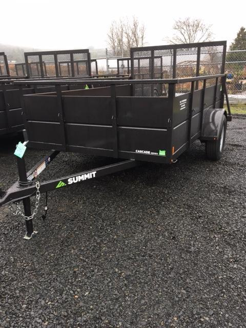 2018 Summit 6x12 Box Trailer J1002321