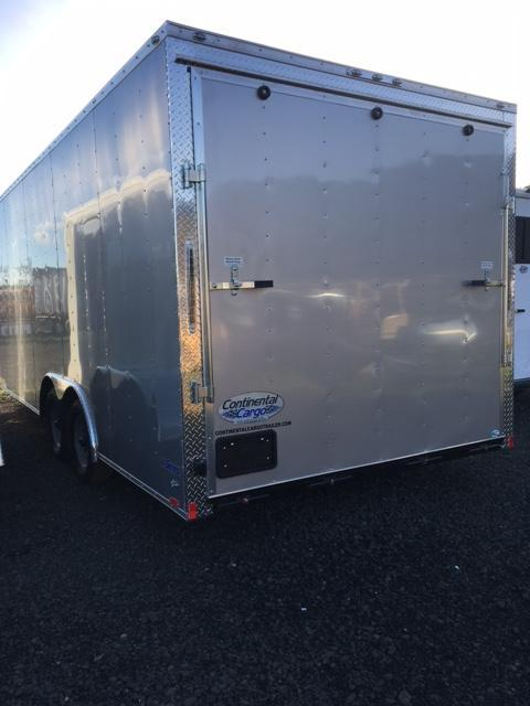 2018 8.5x20 Continental Cargo Trailer JF711529