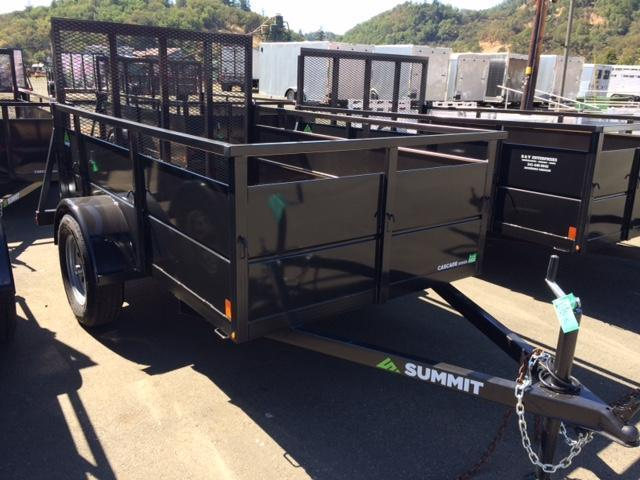 2017 Summit 5x8 Box Trailer H1001866